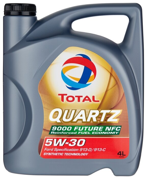 Total Quartz 9000 Future NFC 5W-30 4л.