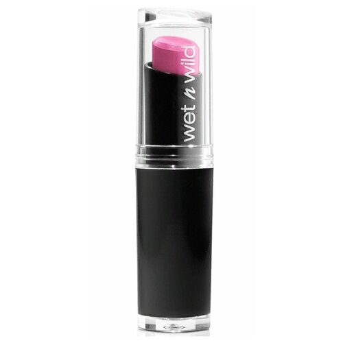 Wet n Wild Помада для губ Mega Last Lip Color, оттенок dollhouse pink