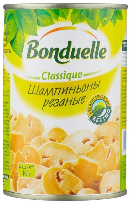 Шампиньоны Bonduelle Classique резаные