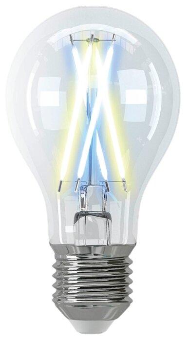 Лампа светодиодная HIPER IoT A60 Filament, E27, A60, 7Вт фото 1