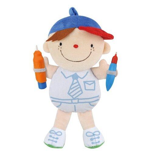 Фото - Мягкая игрушка K's Kids Что носить Вейн 23 см развивающая игрушка ks kids вейн что носить 20 7 26см ka690