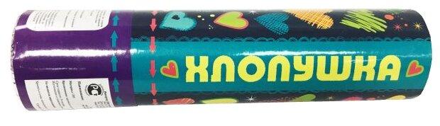 Пневмохлопушка Феникс Present с конфетти в форме сердец (75866)