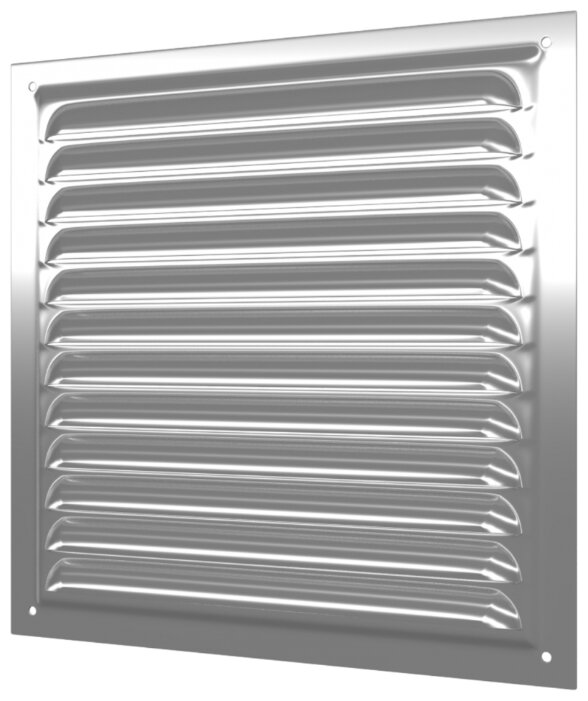 Вентиляционная решетка ERA 1212МЦ 125 x 125 мм