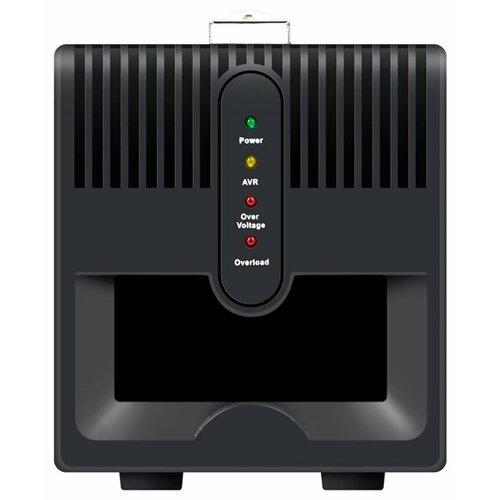 Стабилизатор напряжения однофазный IPPON AVR-1000 (0.6 кВт)