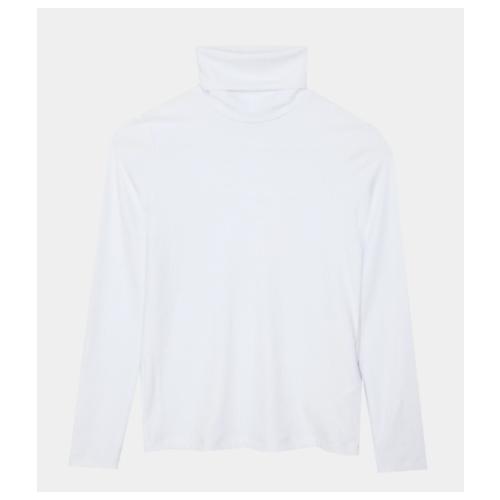 Водолазка Gulliver размер 170, белый платье oodji ultra цвет красный белый 14001071 13 46148 4512s размер xs 42 170