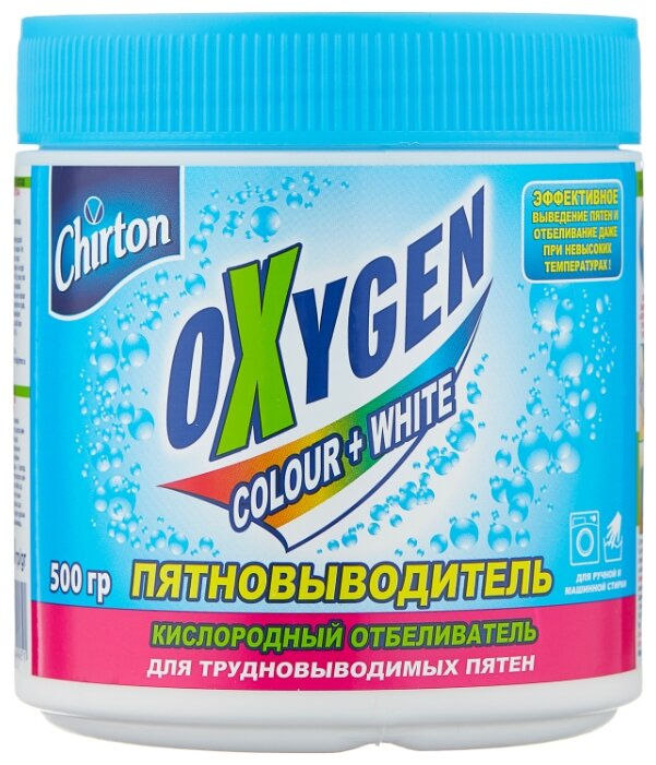 Chirton Oxygen отбеливатель   пятновыводитель