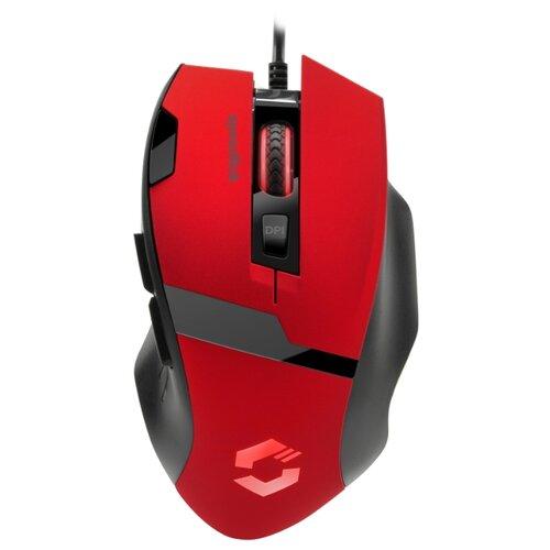 PC Мышь проводная Speedlink Vades Gaming Mouse black-red (SL-680014-BKRD) недорого