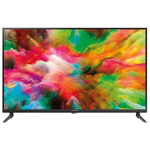 Фото - Телевизор Hyundai H-LED40ET3000 40 (2019) черный телевизор hyundai 40 h led40et3000 metal черный
