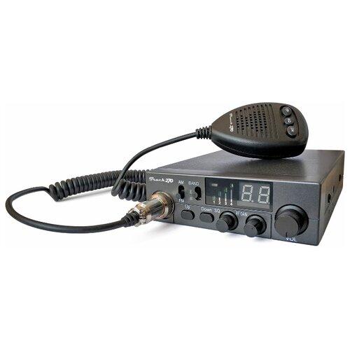 Автомобильная Си-Би радиостанция Track 270 (27 МГц , 8 Вт, 12/24В)