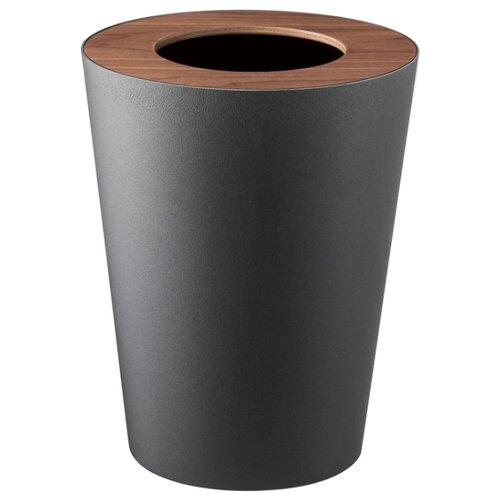Ведро Yamazaki Rin коричневый салфетница yamazaki rin с крышкой