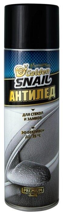 Автомобильная смазка Golden Snail размораживатель замков и стекол GS4103