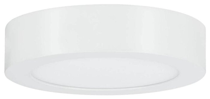 Светодиодный светильник Paulmann 50008, 17 х 17 см фото 1