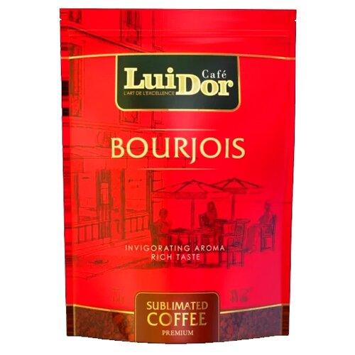 Кофе растворимый Luidor Boirjois, пакет 75 гРастворимый кофе<br>