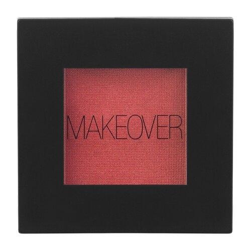 Фото - MAKEOVER Тени для век Single Eyeshadow coral pink тени для век single power eyeshadow 2 2г 05 pink sand