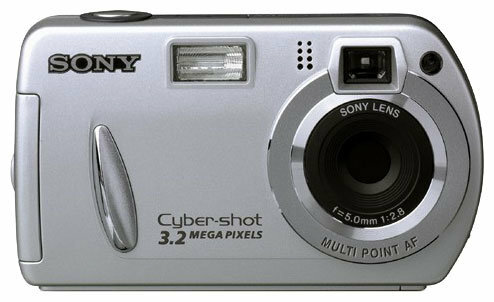 Фотоаппарат Sony Cyber-shot DSC-P32
