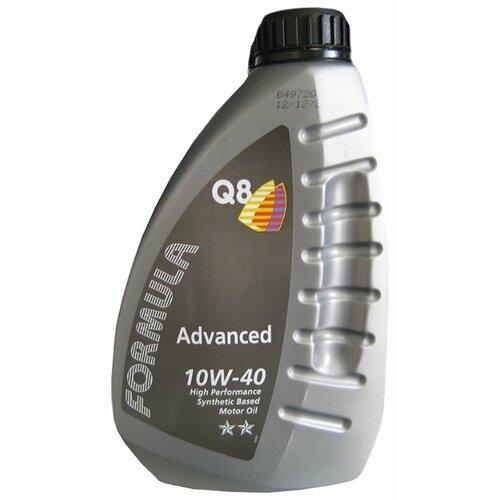 Моторное масло Q8 Formula Advanced 10W-40 1 л