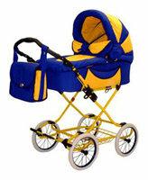 Универсальная коляска Stroller B&E Caren (2 в 1)