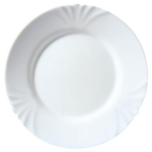 Luminarc Тарелка десертная Cadix 19 см белый тарелка десертная luminarc mabelle 19 см