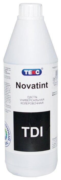 Колеровочная паста ТЕКС Novatint