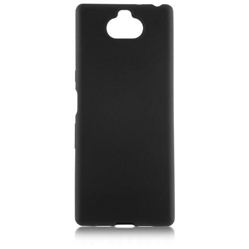 Чехол Rosco 10-COLOURFUL для Sony Xperia 10 черный