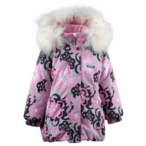 Купить Куртка KERRY Emmy K19431 размер 134, 1270 розовый, Куртки и пуховики