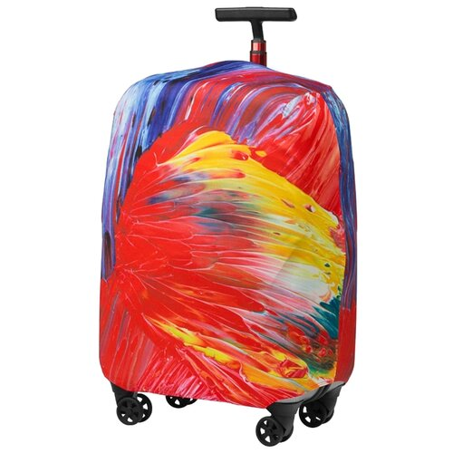 Фото - Чехол для чемодана RATEL Inspiration Pride S, разноцветный чехол для чемодана ratel inspiration obscurity m разноцветный