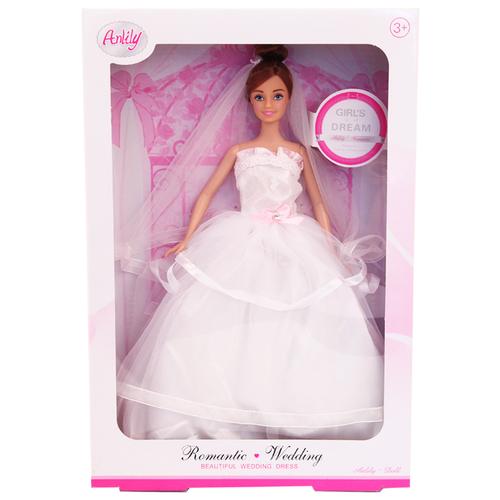 Кукла Anlily Невеста, 1532292 кукла anlily с одеждой 200170509