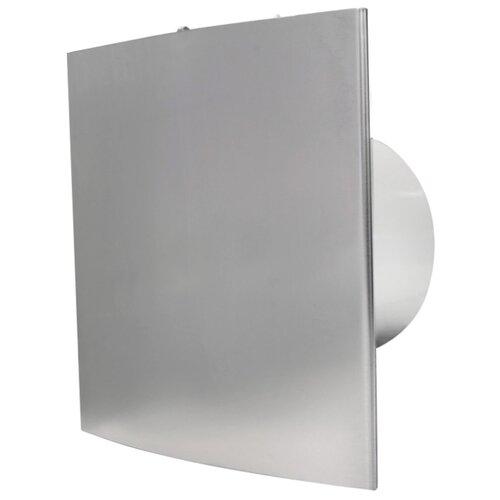Вытяжной вентилятор Dospel Visconti 100 S, chrome 15 Вт вытяжной вентилятор dospel styl 100 s p 15вт 007 0001p