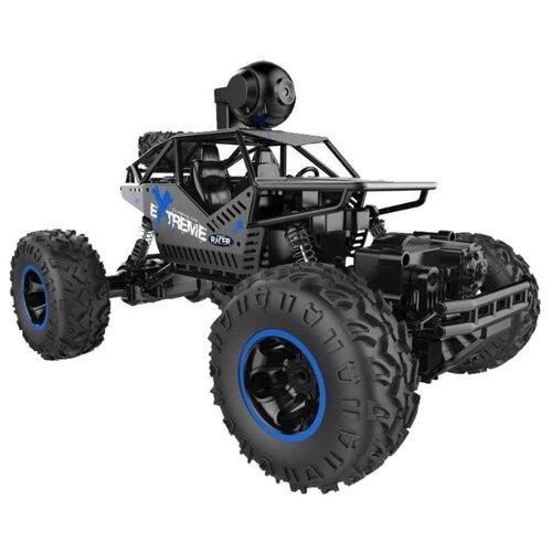 Купить Монстр-трак iBest 701 28 см серый, Радиоуправляемые игрушки