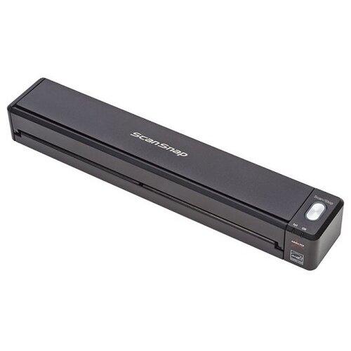Сканер Fujitsu ScanSnap iX100 черный