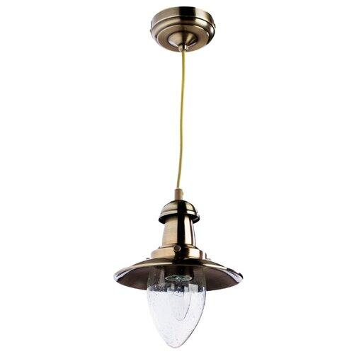 Светильник Arte Lamp Fisherman A5518SP-1AB, E27, 60 Вт