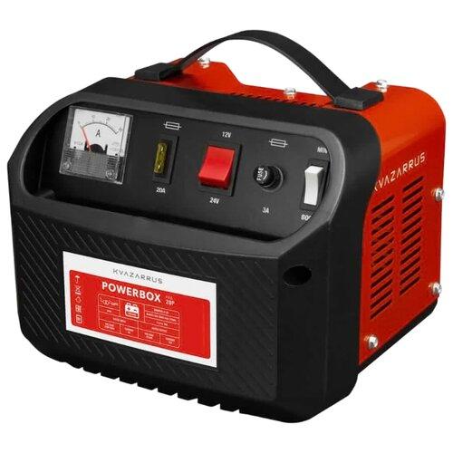 Фото - Зарядное устройство Kvazarrus PowerBox 20P красный/черный teresia 1650 20p