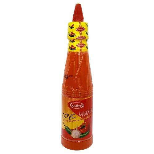 Соус Азифуд Чили с чесноком и томатом, 200 г