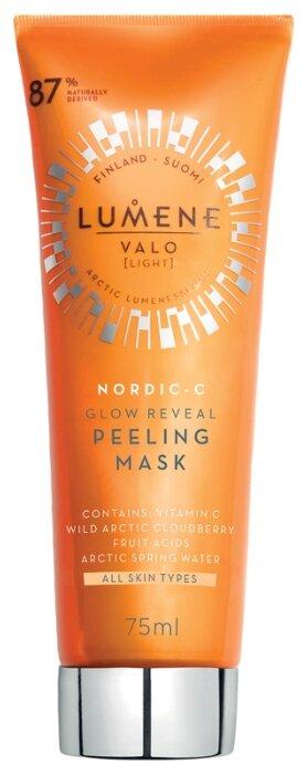 Lumene Отшелушивающая маска для лица Valo Nordic