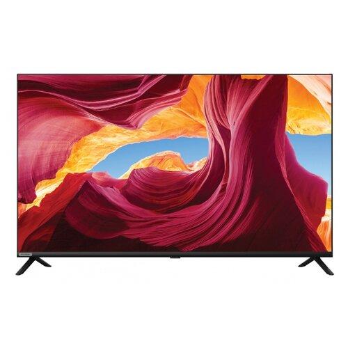 Фото - Телевизор Hyundai H-LED32ET4100 32 черный телевизор hyundai h led32et3021 32 2019 белый