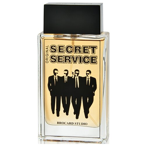 Одеколон Brocard Secret Service Original, 100 мл brocard secret service original одеколон 100мл