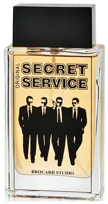 Одеколон Brocard Secret Service Original — купить по выгодной цене на Яндекс.Маркете