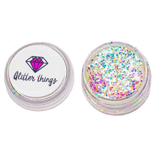 Glitter Things Гель-блестки для лица и тела Радостное настроение