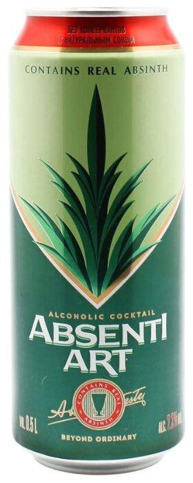 Слабоалкогольный напиток AbsentiArt, 0.5 л