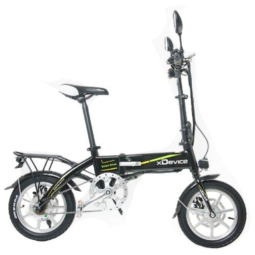Электровелосипед xDevice xBicycle 14 (2020) черный (требует финальной сборки)