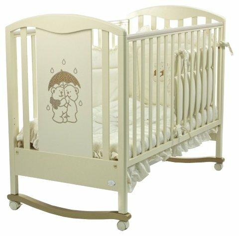 Кроватка Bambolina Crib Tesoro