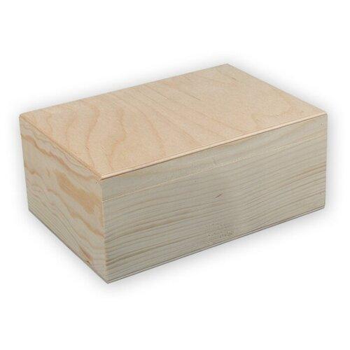 Купить Mr. Carving Заготовка для декорирования Шкатулка ВД-466 бежевый, Декоративные элементы и материалы
