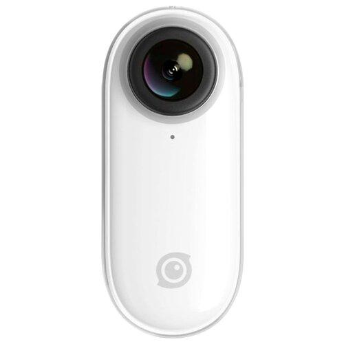 Фото - Экшн-камера Insta360 GO белый камера видеонаблюдения nobelic nblc 1110f msd белый