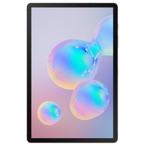 Планшет Samsung Galaxy Tab S6 10.5 SM-T865 128Gb серый чехол g case для samsung galaxy tab s6 10 5 sm t860 sm t865 slim premium black gg 1166