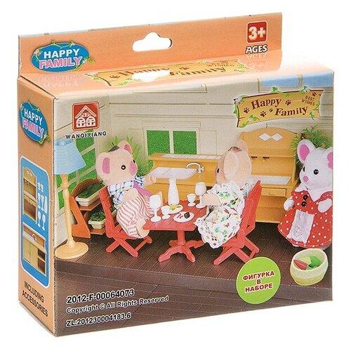 Купить Игровой набор Happy Family 012-03B, Игровые наборы и фигурки