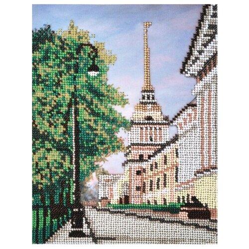 Купить Hobby & Pro Набор для вышивания бисером Александровский сад 17 х 21, 5 см (БН-3213), Наборы для вышивания