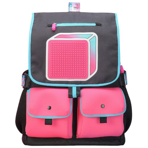 Купить Upixel Рюкзак Model Answer U18-010, черный/розовый, Рюкзаки, ранцы