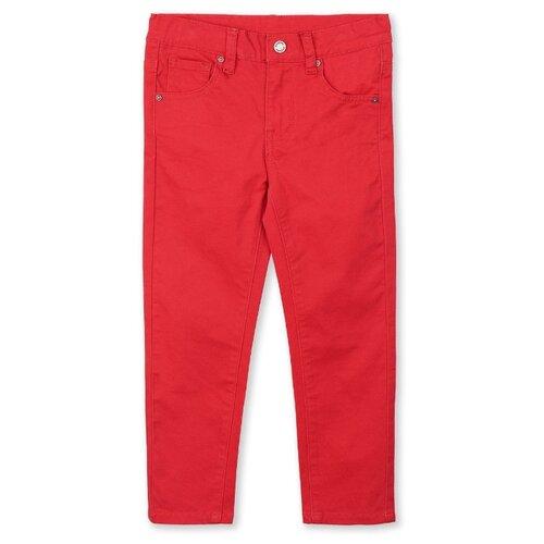 Брюки playToday размер 98, красный брюки для мальчика playtoday цвет графитовый 361057 размер 98 3 года page 5