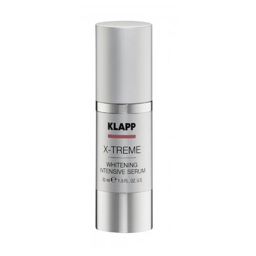 Klapp X-Treme Whitening Intensive Serum Сыворотка осветляющая для лица, 30 мл недорого