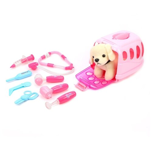 Набор ветеринара Наша игрушка (292) plan toys набор ветеринара